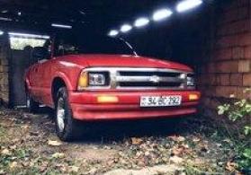 Chevrolet S-10, 1997 il