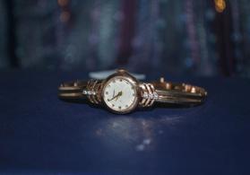 Sibir qaşlı qızıl saat