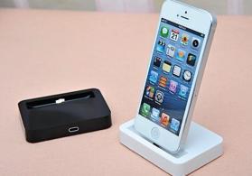 İPhone 6 və 5,5 '' iPhone 6 Plus üçün dock station