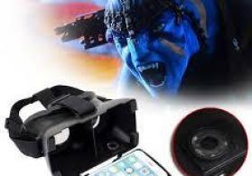 Virtual VR Google 3D Eynək Yeni