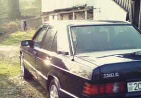 Mercedes-Benz 190 1992 il