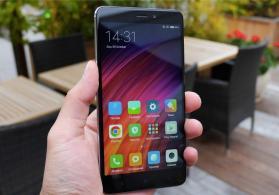 """""""Xiaomi Redmi Note 4"""" üzlükləri"""