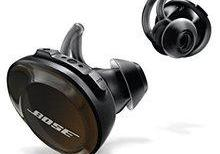 Bose SoundSport Free Wireless In-Ear Headphones Black