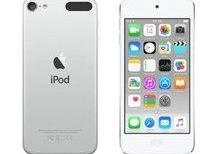 Apple IPod Touch 6th Generation Silver, 32GB