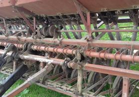 Traktor selkası