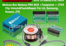 MedusaPro box