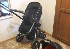 коляска-трансформер mothercare orb.