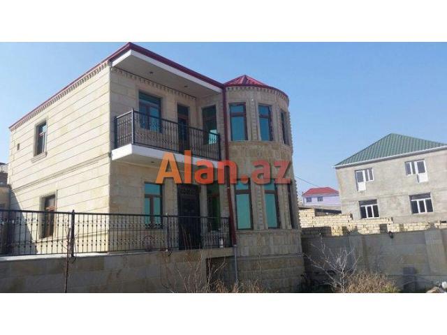 Masazirda  6 otaqli 240м² olan heyet evi satilir