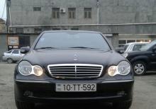 Mercedes-Benz 320 2000 il