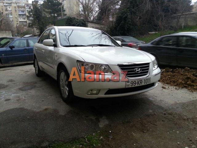 Hyundai Sonata 2008 il