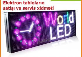 reklam xidmetleri ve led monitor (roland chapi)