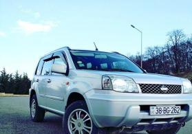 Nissan X-Trail 2002 il