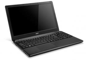 Acer E1-570G İntel Core i5 3337U Turbo Bost up to 2.7 GHz