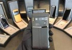 Vertu Signature Touch Black Pure