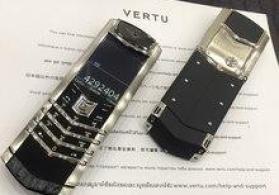 Vertu Signature S Silver (2018)