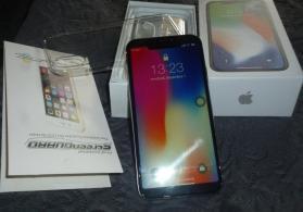 Apple iphone X 256GB (Unlocked)