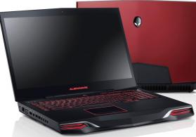Dell Alienware M18x Intel Core I7 3610QM de 2,3 GHz 8192 MB 750GB