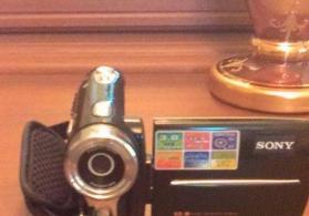 videokamera sony satılır
