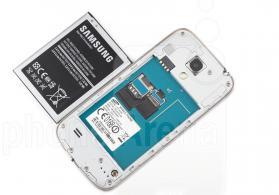 Samsung Galaxy S4mini plata