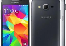 ..Samsung Galaxy core prime ela veziyyetde hec bir problemi yoxdu iki