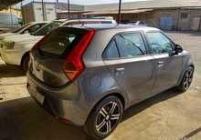 MG 3, 2011 il avtomobil