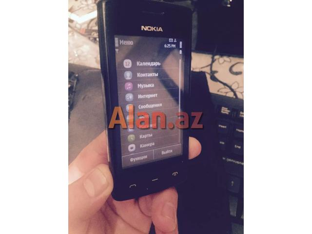Nokia 500 tam orginal telefondur