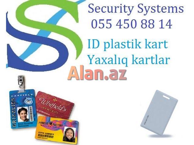 ID plastic kartlar 0554508814