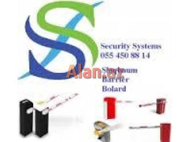 Slaqbaum. Guvenlik sistemleri 0554508814