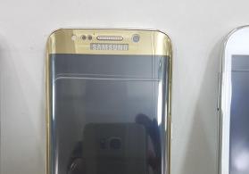 Samasung s6 edge gold