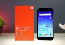Xiaomi Redmi 5A, 2\16GB Grey