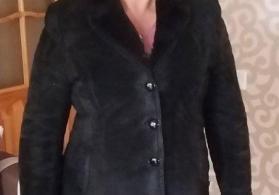 Palto 48x50 ölçüdə