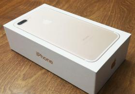Apple IPhone 7+ 128 GB Unlocked
