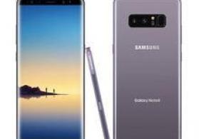 Samsung Galaxy Note 8 Dual Orchid Gray, 128GB