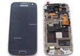 Ekran Samsung i9190 Galaxy s4 mini, mavi sensorla