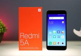 Xiaomi Redmi 5A, 2\16GB Grey