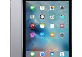 Apple iPad Air 2 Wi-Fi Silver, 128GB
