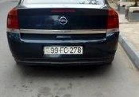 Opel Vectra, 2002 il Kreditlə
