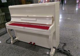 "Polşa istehsalı ""Calisia"" piano"