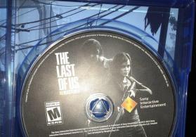 Ps4 The last of Us satilir