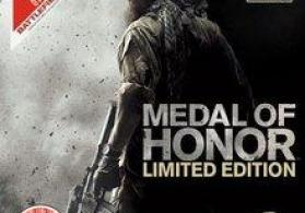 "PS3 üçün ""Medal of Honor "" oyunu"