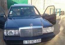 Mercedes 190, 1991 il