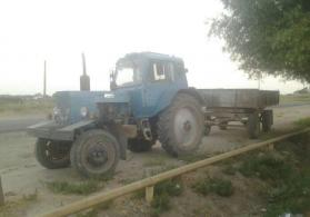 Belarus Traktor, MTZ 80