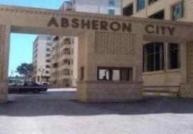 Absheron city kompleksinde 100kv pod mayak kredite ev