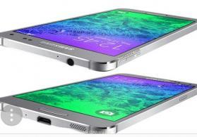 Samsung galaxsy alpha