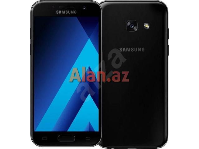 Samsung A3-2017 mobil telefonunun Kreditle Satisi