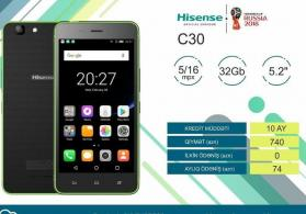 hisense c 30