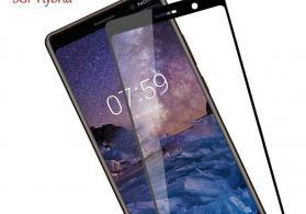 Nokia 6.1 (2018 IL istehsalı) telefon üçün ekran qoruyucu