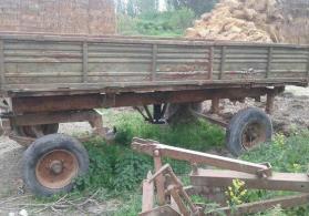 Traktor üçün laped