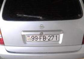 Opel Astra təcili satılır.