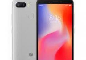 Xiaomi Redmi 6 32 gb mobil telefonunun Kreditle satisi